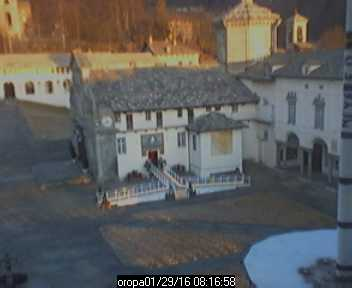 Webcam Oropa Osservatorio (BI)